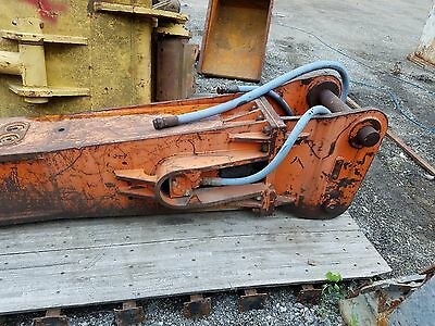 Allied S83 Hydraulic Hammer Rammer For Trackhoe Excavator