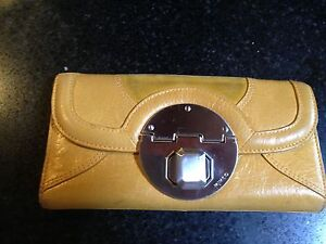 Yellow Mimco wallet Jandakot Cockburn Area Preview