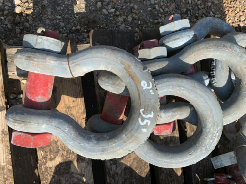 "2"" 35 Ton Shackle"
