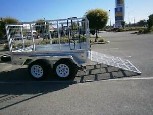 DELIVER TRAILER HIRE TO CUSTOMER $50 (8X5) AND $45 (7X4)