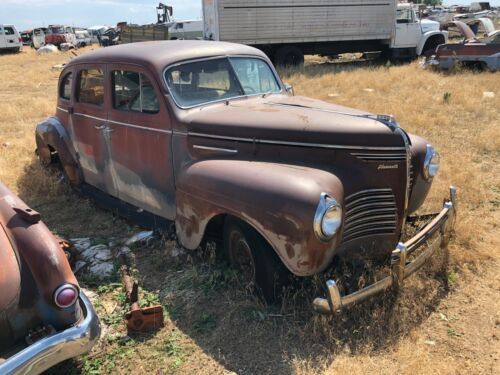1941 Plymouth. Classic Plymouth