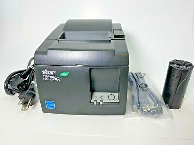 Star Micronics Tsp143iiu Tsp100ii Eco Thermal Pos Receipt Printer Fast Shipping