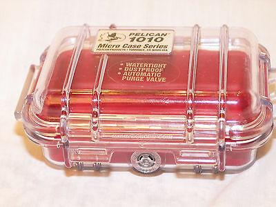 Кейсы, сумки WATERPROOF,dustproof PELICAN 1010 MICRO