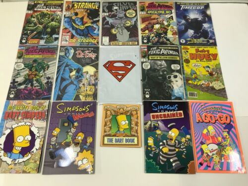(15) Comic Book Collection - SEALED