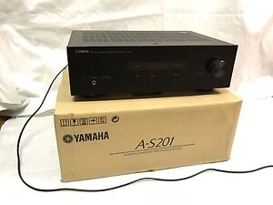 Stereo Amplifier - Yamaha A-S201 Blair Athol Port Adelaide Area Preview