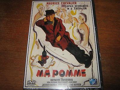 "MAURICE CHEVALIER "" MA POMME "" DVD NEUF CELLO"