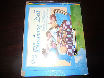 Bob Jones Once in Blueberry Dell homeschool BJU reader and guide 1st gr.