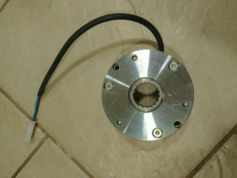 INTORQ BFK457-06 SPRING APPLIED MAGNETIC BRAKE 6Nm 28.8W 24V 24 VDC