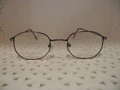 Welling EyeWear Laser Lites 9 Vintage 80's Womens Eyeglasses  (TF6@