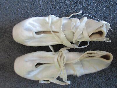 Ballettschuhe Gr. 37 - Weiße Ballettschuhe