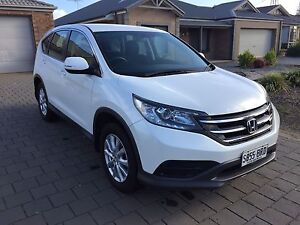 2013 HONDA CR-V SUV AUTOMATIC FULL SERVICES HISTORY EXCELLENT COND Parafield Gardens Salisbury Area Preview