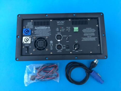 Replacement Power Amp Module For QSC KW181, QSC KLA181 Powered Subwoofer