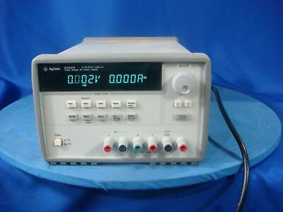 Agilent E3631a -25v1a 25v1a 6v5a Dc Power Supply