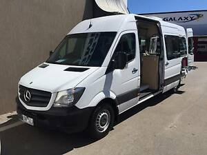 KBCAMPERS 2014 Kea 3 BERTH SPRINTER AUTO DIESEL Wangara Wanneroo Area Preview
