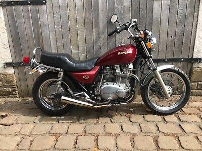 Kawasaki CSR / KZ 750T Classic 1982 Road Bike