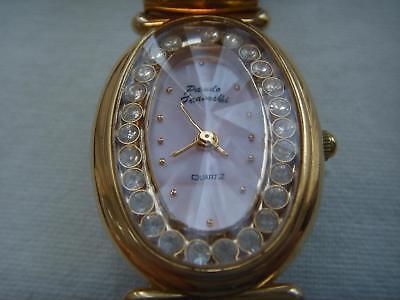 Uhren & Schmuck Paulo Franchi Quartz Watch Blue Strap