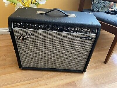 Fender Princeton Chorus 2x10 Solid State Amp Vintage 1990's MADE IN USA