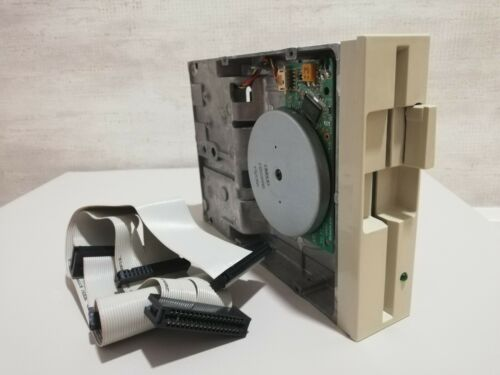 """Epson SD-600 Internal 5.25"""" Floppy Disk Drive with connection cable, Tested"""