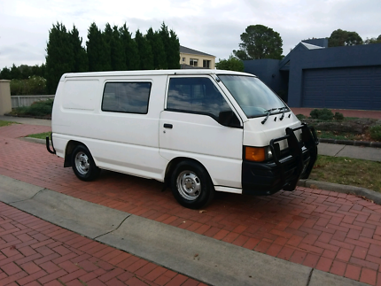 Mitsubishi l300 express van cars vans utes gumtree mitsubishi express van 1996 petrol lpg 5 speed manual fandeluxe Images