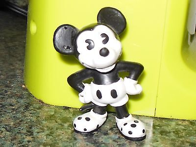 1994 Disney Mickey Mouse Black   White Figure Pvc  Sully W Germany