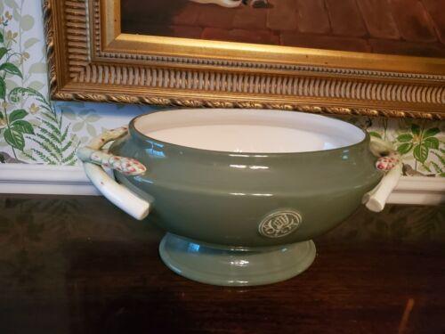 Vintage Fitz & Floyd Giardino Ceramic Tureen