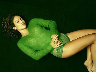 Jennifer Lopez Unsigned 8X10 Photo  135