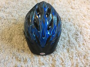 CHILD BICYCLE HELMET - EXCELLENT CONDITION