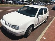 2001 Volkswagen Golf Hatchback Low Kms  BEST In Perth ??? Victoria Park Victoria Park Area Preview