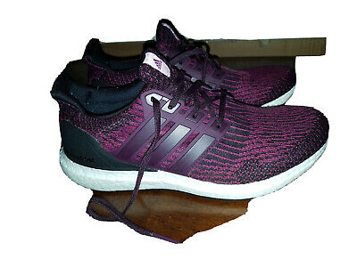 Adidas Ultra Boost UK Size 7 Burgundy Maroon Purple