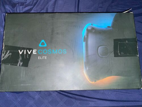 HTC VIVE Cosmos Elite VR Headset Bundle with All Accessories