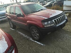 2004 Grand Cherokee Laredo low Kms 129,642 clean sale $4988 Edmonton Edmonton Area image 3