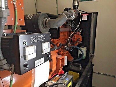 Generac 50 Kva Kw 120240 Volt Diesel Generator.high Amp High Voltage Industrial