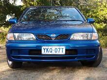 2000 Nissan Pulsar Hatchback - one owner since new, ACT garaged Griffith South Canberra Preview