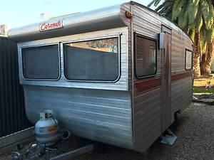 Vintage, Retro 1971 Coronet Caravan Alberton Port Adelaide Area Preview