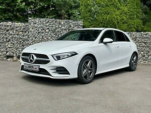 Mercedes-Benz A 180 AMG LINE*Standheizung*LED*High-End Paket