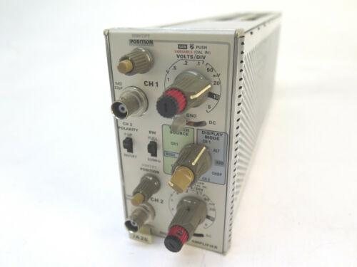 TEKTRONIX 7A26 - Dual Trace Amplifier Module