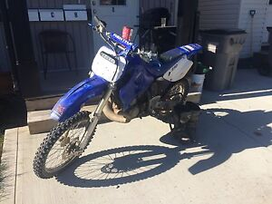 Wr 250 Z (K) looking to trade for a four stroke