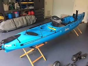 Hobie Mirage Series Revolution 13 Kayak Cronulla Sutherland Area Preview
