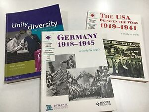 ATAR History Books Butler Wanneroo Area Preview