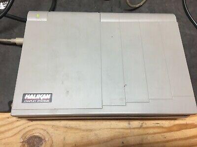 Vintage Halikan 386 Laptop Computer NBA386SX-25
