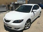 Mazda 3 Automatic 2005 Burdell Townsville Surrounds Preview