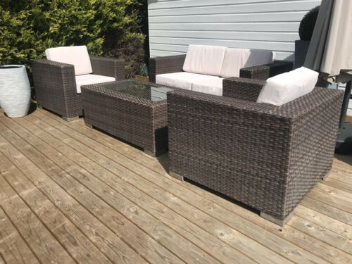 Garden Furniture - Quality Rattan Garden Patio Or Conservatory Furniture
