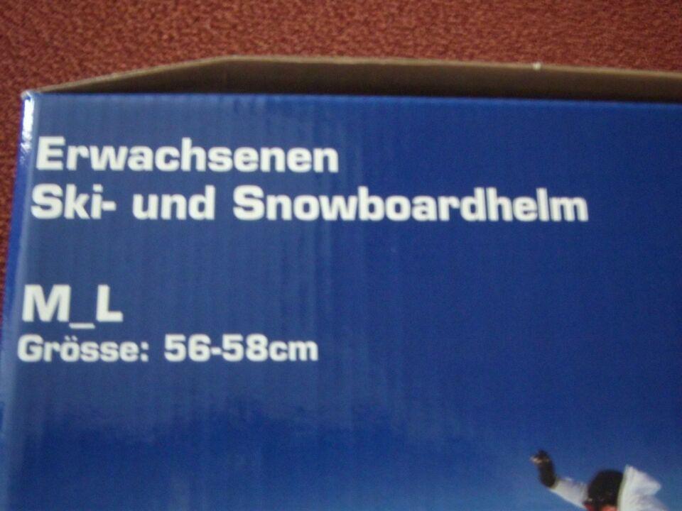 Ski / Snowboardhelm (gpr) neuwertig in Sachsen - Radeberg