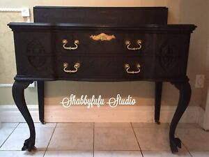 French Provincial Unique Sideboard/Buffet
