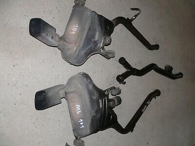 Mercedes ML320 W164 165KW Endschalldämpfer Flexrohr Hosenrohr Auspuff R109