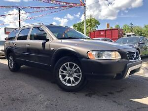 2006 Volvo XC70 2.5T AWD! IMMACULATE CONDITION! SUNROOF!