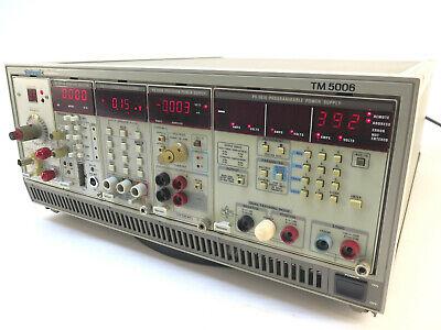 Tektronix Tm5006 Mainframe W Tg501 Sa501 Dm5110 Ps5004 Ps5010 - Option 12