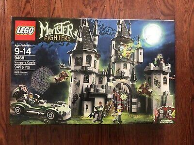 NEW LEGO Monster Fighters Vampyre Castle 9468 , SEALED!