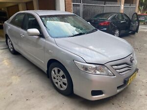 Toyota Camry 2010 Belmore Canterbury Area Preview