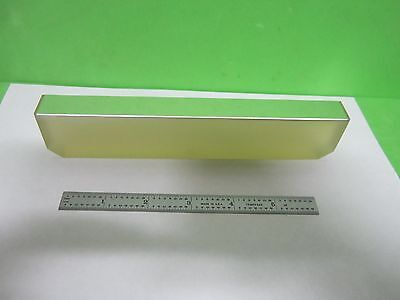 Optical Bar Zerodur Squareness Straight Mirror Metrology Laser Optics Bins4-01